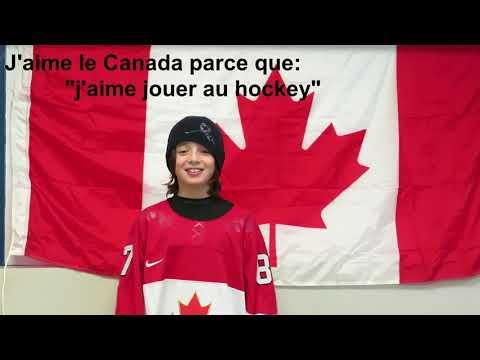 Les Barons de Gatineau pour Canada 150   Final
