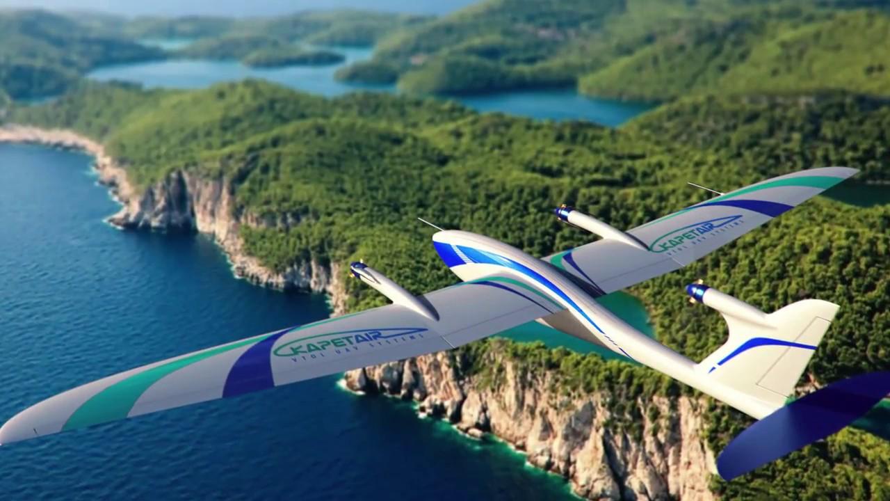 Kapetair – VTOL UAV Systems