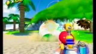 Mario Sunshine 03 Yoshi, Pinna Park