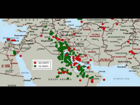 Dr  Bill Deagle - Russia & Middle East Oil Fields