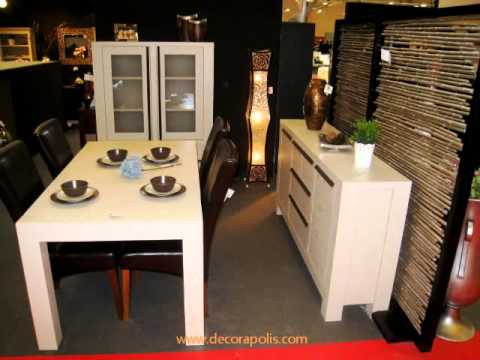 Dise o decoraci n y muebles en rattan feria del mueble - Muebles gratis valencia ...