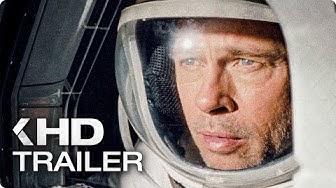 AD ASTRA: Zu den Sternen Trailer 2 German Deutsch (2019)