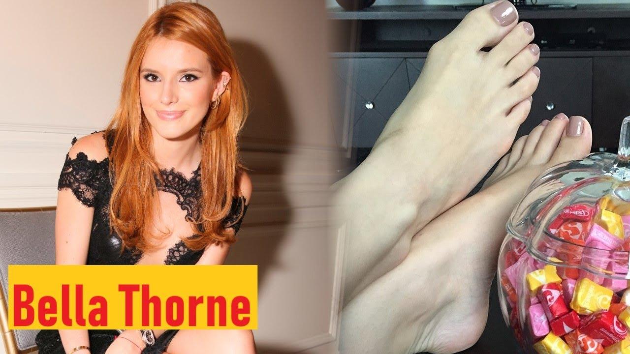 Feet bella thorne Scott Disick: