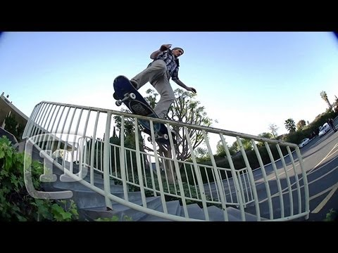 Mandatory Skate Minute With The Czech Republic's Tomas Vintr: NKA Project