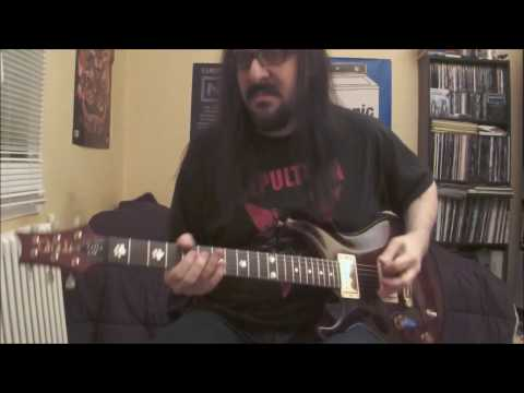 System Of A Down - FULL Toxicity Album on guitar !