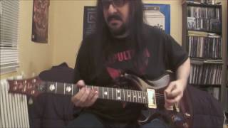 System Of A Down FULL Toxicity Album on guitar