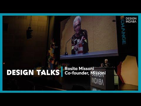 4fa31bc5f2f11e Rosita Missoni on a life dedicated to fashion - YouTube