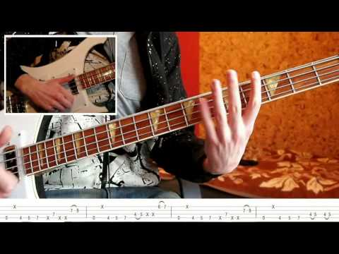 Primus - Tragedy's A'Comin (Bass Tutorial With TABS)