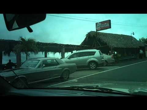Road trip in El Salvador