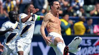 Welcome To zLAtan!!! Zlatan Ibrahimovic scores TWICE in MLS Debut for LA Galaxy