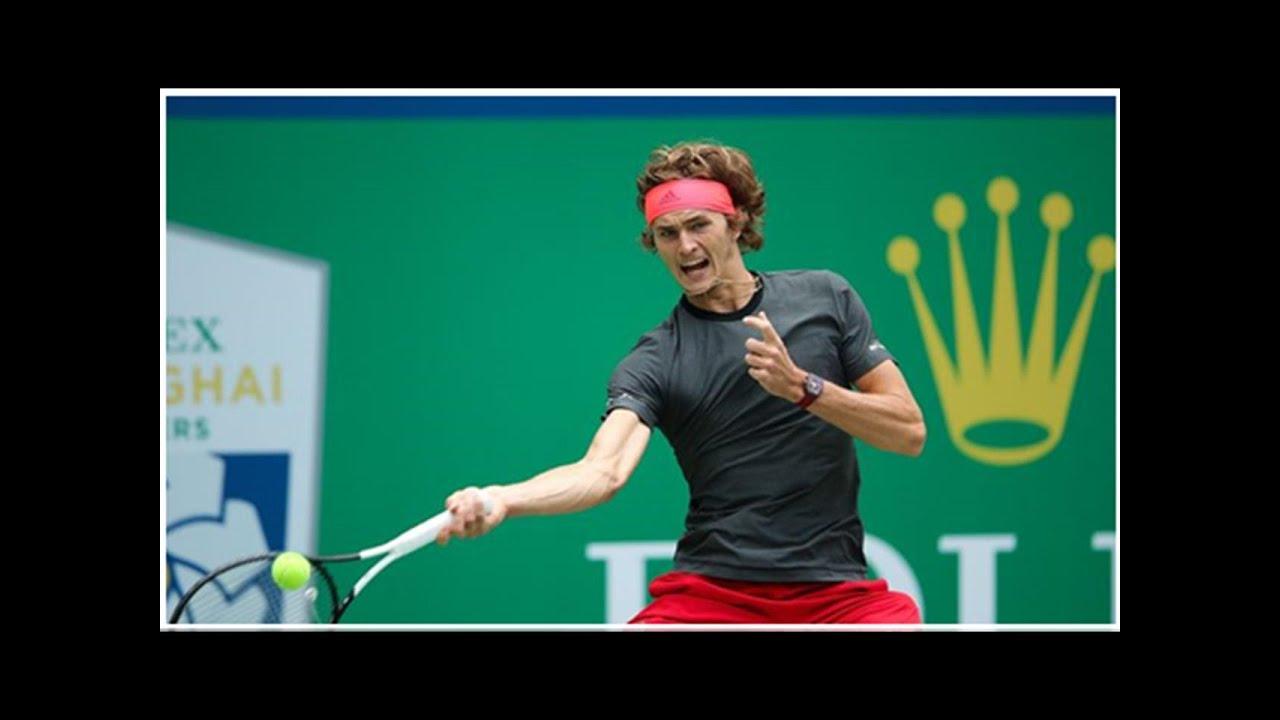 Tennis Alexander Zverev Vs Novak Djokovic Jetzt Live Im Tv Stream