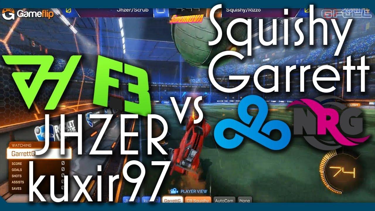Squishy Rocket League Controls : Supernova Match 9 Squishy & GarrettG vs JHZER & kuxir97 Rocket League - YouTube