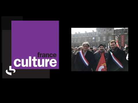 Bernalicis invité du journal de France culture pendant la grève du CNDA