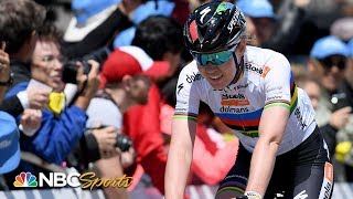 Amgen Tour of California Women's Race 2019: Stage 1 highlights | NBC Sports
