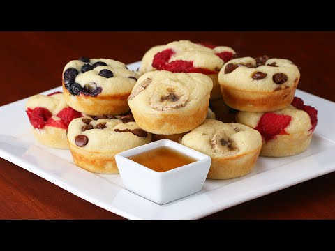 On-The-Go Pancake Muffins