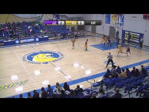 ICC Men's Basketball VS Lincoln College