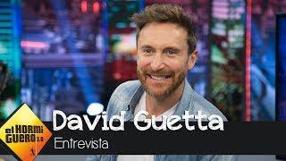 David Guetta habla sobre próximo disco - El Hormiguero 3.0