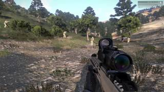 ARMA 3 - Mission #2(Situation Normal) PART 1 (Let