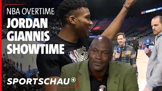 Hinter den Kulissen eines NBA-Spiels - Nah dran an den Stars I Sportschau