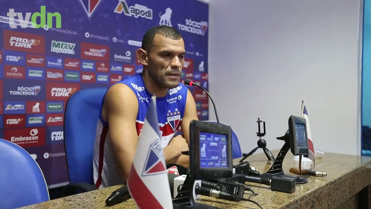 Zagueiro do Fortaleza fala sobre expectativa da próxima partida