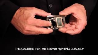 roland iten the calibre r81 mk i 35mm spring loaded