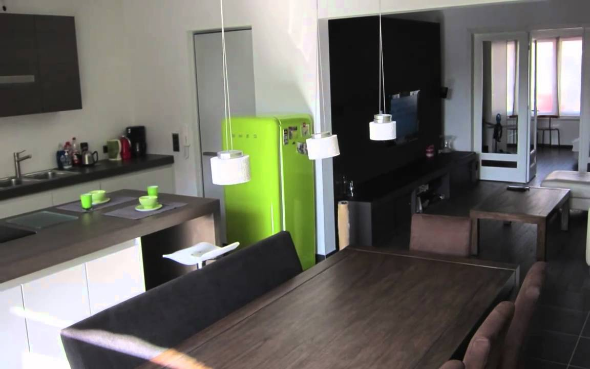 Modern appartement te huur in merksem youtube for Huis te huur merksem