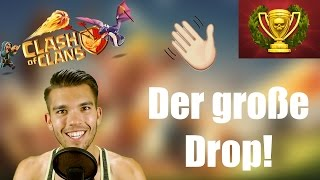 CLASH OF CLANS Deutsch: Der große Drop! ✭ Let's Play Clash of Clans
