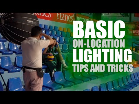 lighting-tutorial:-one-light,-two-lights,-on-location-engagement-shoot,-behind-the-scenes,-with-tips