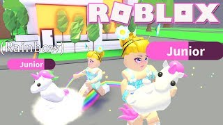 Early Look at Pets! Roblox: Adopt Me! Legendary Unicorn!