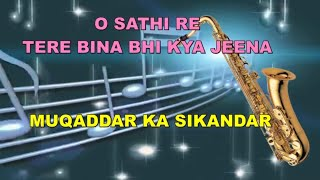 Learn saxophone in hindi https://www./playlist?list=pltpfzbu1aml0ouzn-muh5onqvdntezxaq song playlist 1.arijit singh https://www./playli...