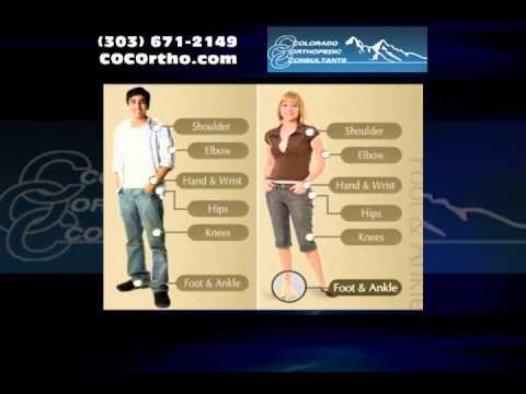 Surgeon in Englewood CO - Colorado Orthopedic Consultants