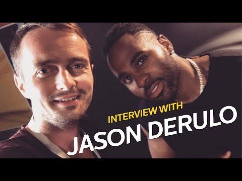 Interview with Jason Derulo & Mikey Hash
