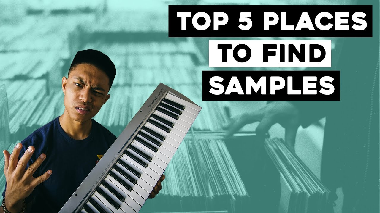 how to find samples for beats