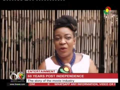 60 years post independence - The story of Ghanaian movie industry