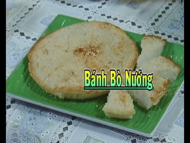 Hướng Dẫn Lam Banh Bo Nướng Với Bột Vĩnh Thuận Youtube