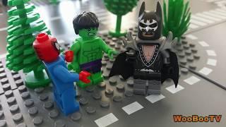 LASTENOHJELMIA SUOMEKSI - Lego city - Supersankarit - osa 3