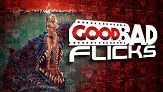 Gambar cover Up from the Depths - Good Bad Flicks