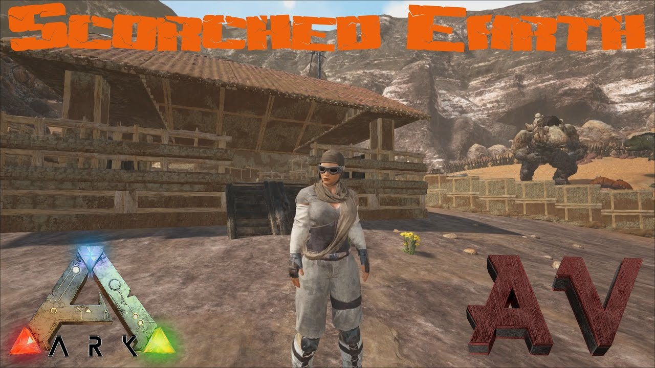 Ark survival evolved scorched earth e14 blueprint gazebo youtube ark survival evolved scorched earth e14 blueprint gazebo malvernweather Gallery