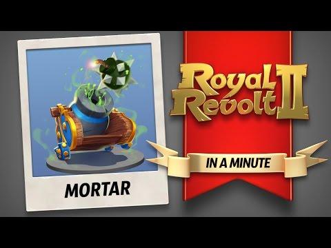 Royal Revolt 2 - The Mortar