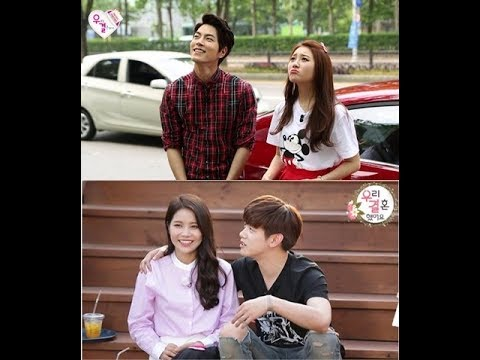 we got married dating scandal