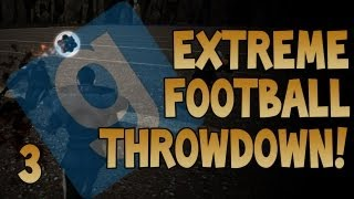 Extreme Football Throwdown! (gmod): W/ Gassy, Diction, Utorak, & Chilled #3