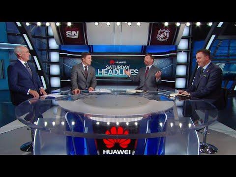 Headlines: Iginla may get Team Canada invitation