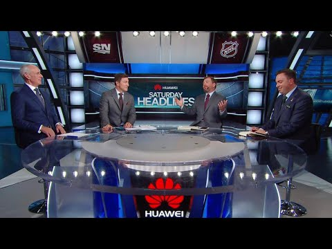 Headlines: Iginla May Get Team Canada Invitation