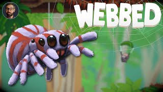 Webbed Review | Physics platformer (Video Game Video Review)