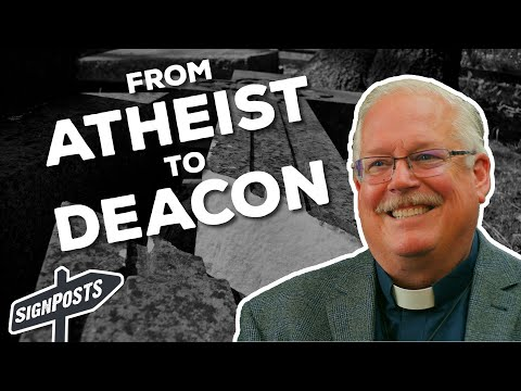 From Atheist to Deacon - Deacon Joe Calvert