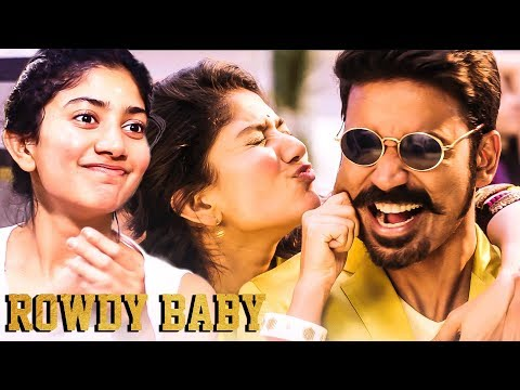 Sai Pallavi in KISS Me 😘 HUG Me 💖 & SLAP Me 👊 Game | Maari 2 | KHS