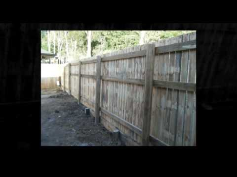 Fenced Out - Treated Pine Timber Fencing - Queensland Australia