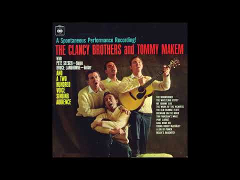 (1961) A Spontaneous Performance Recording! – The Clancy Brothers And Tommy Makem SIDE 2