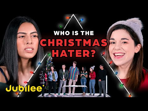 6 Christmas Lovers vs 1 Secret Scrooge | Odd Man Out from YouTube · Duration:  10 minutes 44 seconds