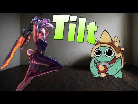 how to avoid tilt lol